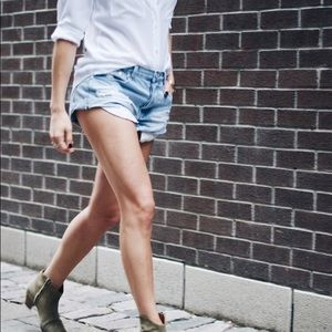 "One Teaspoon Bandit shorts in ""Wilde"""